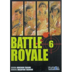 BATTLE ROYALE Núm 6