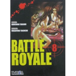 BATTLE ROYALE Núm 8