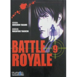BATTLE ROYALE Núm 9