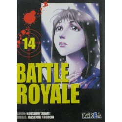 BATTLE ROYALE Núm 14
