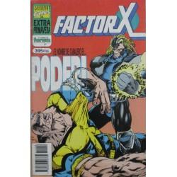 FACTOR X. EXTRA PRIMAVERA 1995