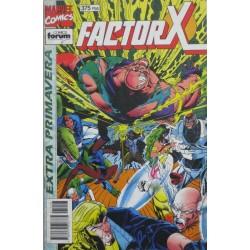 FACTOR X. EXTRA PRIMAVERA 1994