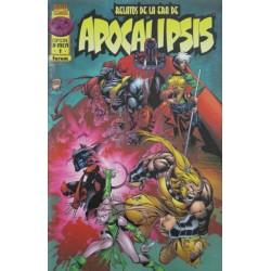 RELATOS DE LA ERA DE APOCALIPSIS: ESPECIAL X-MEN
