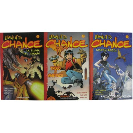 LEAVE IT TO CHANCE : COMPLETA