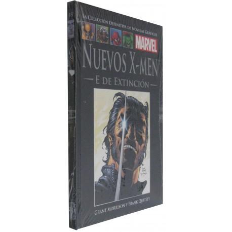 LA COLECCIÓN DEFINITIVA DE NOVELAS GRÁFICAS MARVEL Núm 18: NUEVOS X-MEN