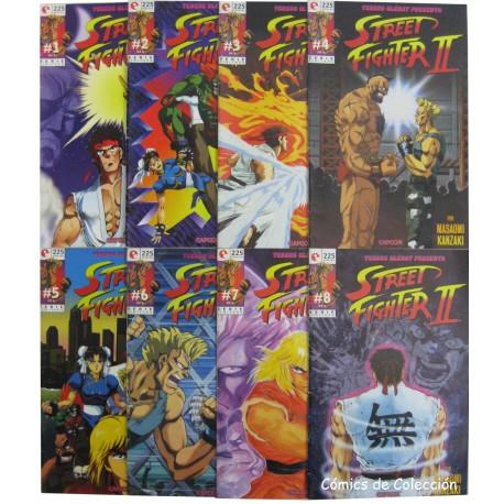STREET FIGHTER II. COMPLETA