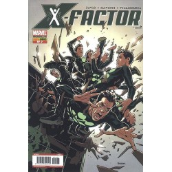 X- FACTOR VOL 1 Núm 7