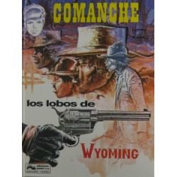 COMANCHE. LOS LOBOS DE WYOMING.  NÚM.3