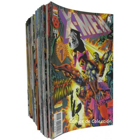 X-MEN. VOL II./ NUEVOS X-MEN. COMPLETA + 5 ESPECIALES