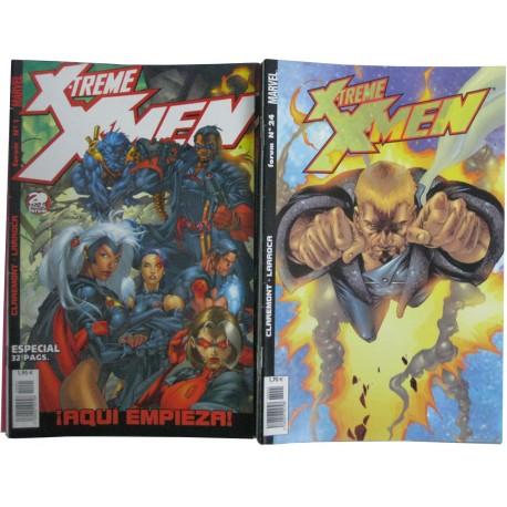 X-TREME X-MEN. COMPLETA+ ESPECIAL 2003