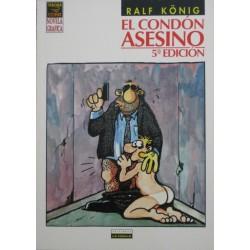 EL CONDÓN ASESINO.