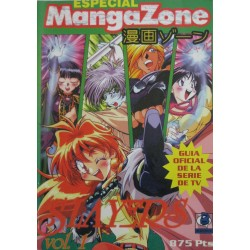 MANGAZONE ESPECIAL Núm 4: SLAYERS VOL 1