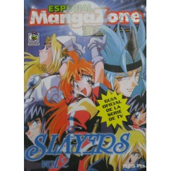 MANGAZONE ESPECIAL Núm 6: SLAYERS VOL 2
