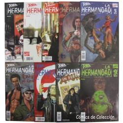 X-MEN: LA HERMANDAD. COMPLETA