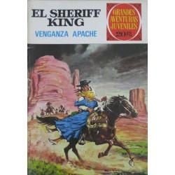 EL SHERIFF KING Núm 12: VENGANZA APACHE