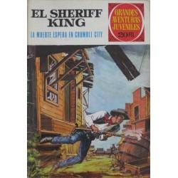EL SHERIFF KING Núm 16: LA MUERTE ESPERA EN CRUMBLE CITY