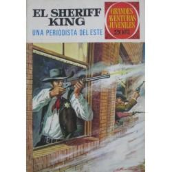 EL SHERIFF KING Núm 31: UN PERIODISTA DEL ESTE