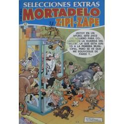 SELECCIONES EXTRAS Núm 10: MORTADELO Y ZIPI-ZAPE