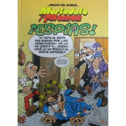 "MORTADELO Y FILEMÓN ""¡ESPÍAS!"" Núm 153"