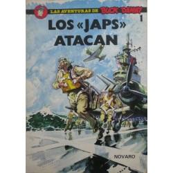 """LAS AVENTURAS DE BUCK DANNY Num 1: LOS """"JAPS"""" ATACAN"""