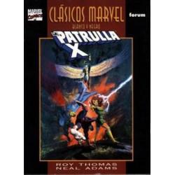 CLÁSICOS MARVEL B/N Núm 1: LA PATRULLA X
