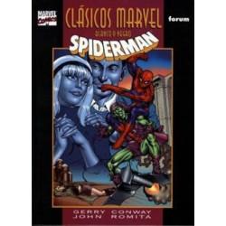 CLÁSICOS MARVEL B/N Núm 2: SPIDERMAN