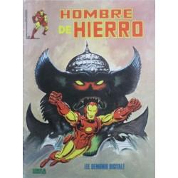 EL HOMBRE DE HIERRO Núm 2: ¡EL DEMONIO DIGITAL!