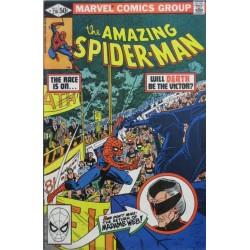 THE AMAZING SPIDERMAN Núm 216