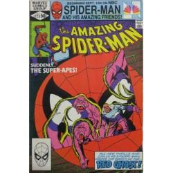 THE AMAZING SPIDERMAN Núm 223