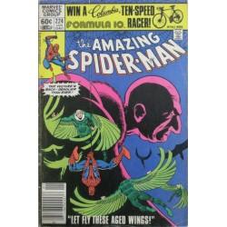 THE AMAZING SPIDERMAN Núm 224