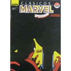 CLÁSICOS MARVEL Núm 31 SPIDERMAN