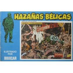HAZAÑAS BÉLICAS. Núm. 125