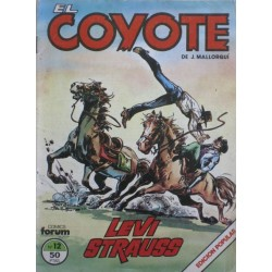 "EL COYOTE Núm.12. "" LEVI STRAUSS"""