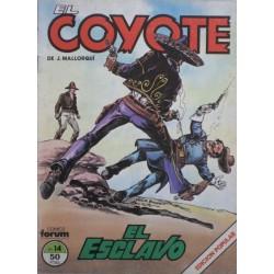 """EL COYOTE Núm.14 """"EL ESCLAVO"""""""