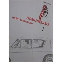 HOMUNCULUS Núm 1
