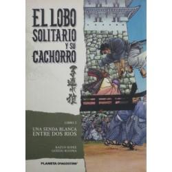 EL LOBO SOLITARIO Y SU CACHORRO  Núm 2: LA COLINA DE LOS LOBOS