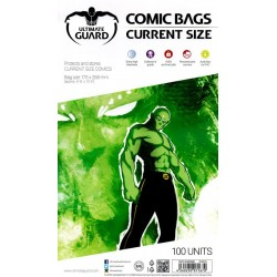 FUNDAS PARA COMICS TAMAÑO CURRENT