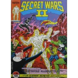 SECRET WARS II. Núm 18
