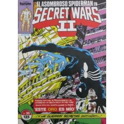 SECRET WARS II. Núm 20