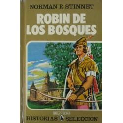 """CLÁSICOS JUVENILES. NÚM. 10 """" ROBIN DE LOS BOSQUES""""."""