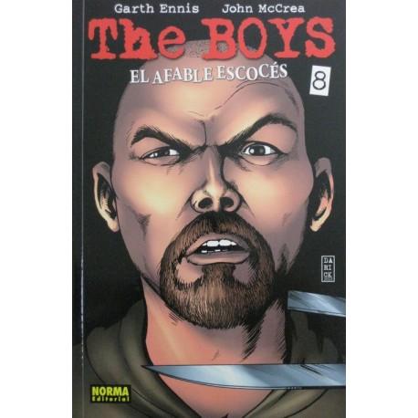 THE BOYS Núm 8