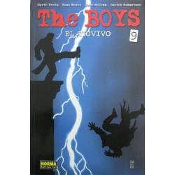 THE BOYS Núm 9