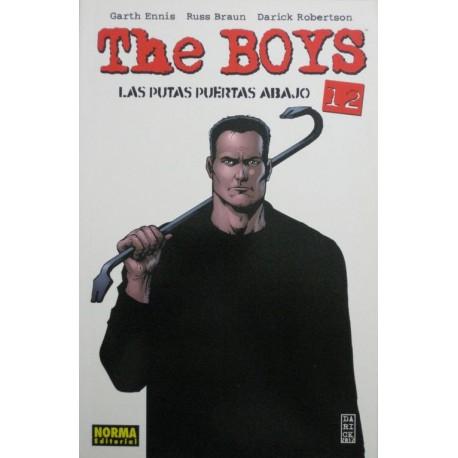 THE BOYS Núm 12