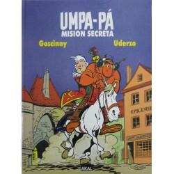 UMPA-PÁ Núm 4: MISIÓN SECRETA