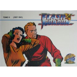 FLASH GORDON. EDICIÓN HISTÓRICA TOMO 2 (1937-1941)