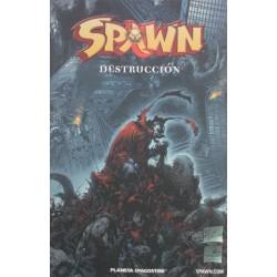 SPAWN: DESTRUCCIÓN