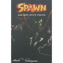 SPAWN: LOS QUE OYEN VOCES