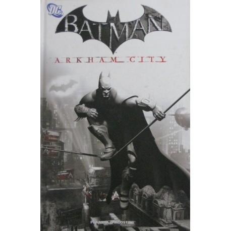BATMAN. ARKHAM CITY