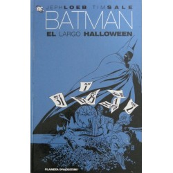 BATMAN: EL LARGO HALLOWEEN