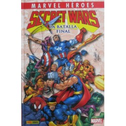 SECRET WARS: LA BATALLA FINAL